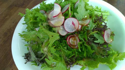 赤穂さんのサラダ2